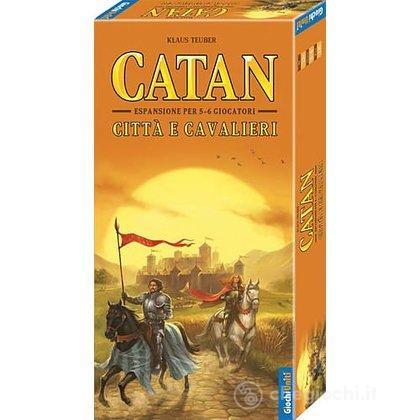 Catan: Città e Cavalieri. Espansione