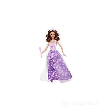 Barbie principessa al party - Teresa abito viola 2012 (W2858)