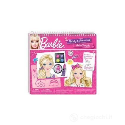 Barbie Fashion Design setch Portfolio
