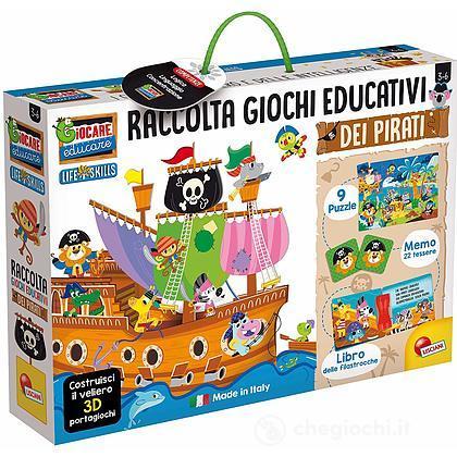 Il Veliero Dei Pirati Gioca e Impara Kit (72743)