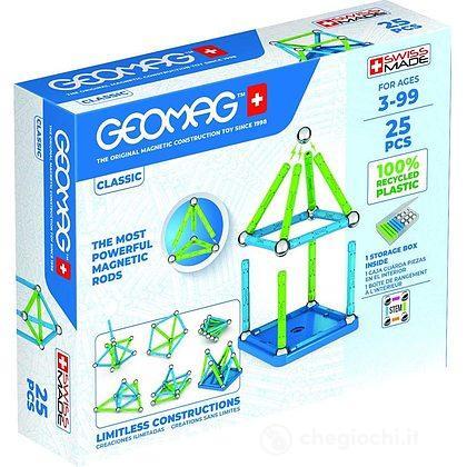 Geomag Green Line 25 pezzi