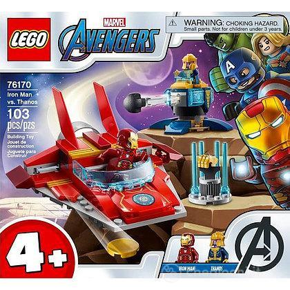 Iron Man vs. Thanos - Lego Super Heroes (76170)