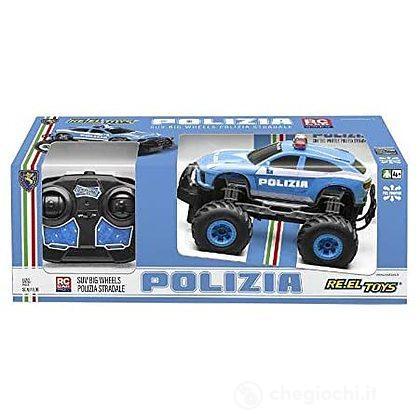 Radiocomando Suv Polizia 1:20 (2276)