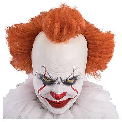 Parrucca Clown Cattivo con Calotta IT Pennywise