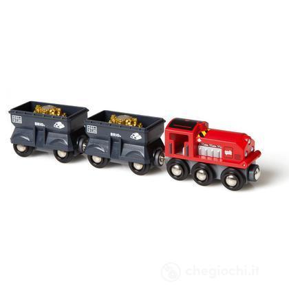 Treno trasporto oro (33278)