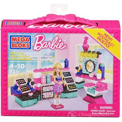 Barbie Barbie Build'n Play Chiosco Bellezza (80279U)