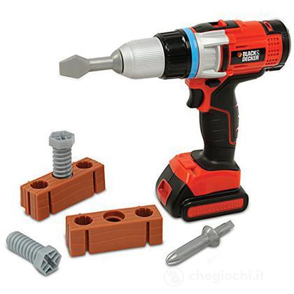 Black & Decker trapano