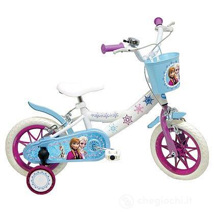 """Bicicletta 10"""" Frozen"""
