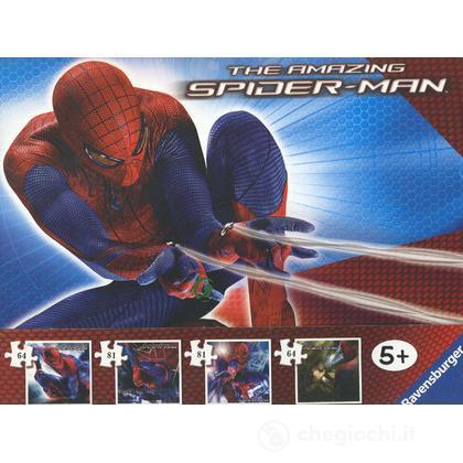 Spider-Man valigetta 4 Puzzle (7281)