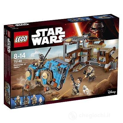 Incontro su Jakku - Lego Star Wars (75148)