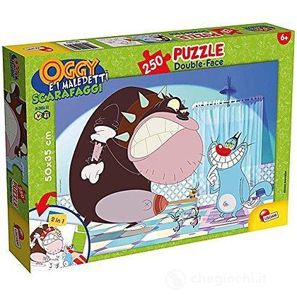 Puzzle doubleface Plus 250 Oggy e i Maledetti Scarafaggi