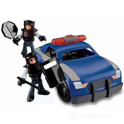 La macchina della Polizia Imaginext (W8573)