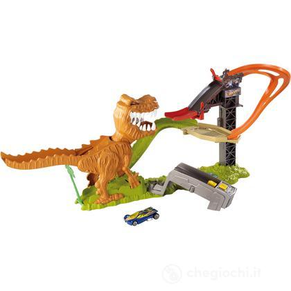 Hot Wheels - Sfida T-Rex (X4292)
