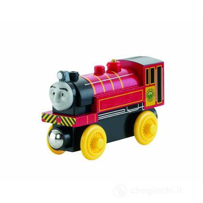 Veicolo Victor Small - Wooden Railway (Y4080)