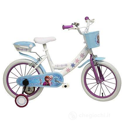 """Bicicletta 16"""" Frozen"""