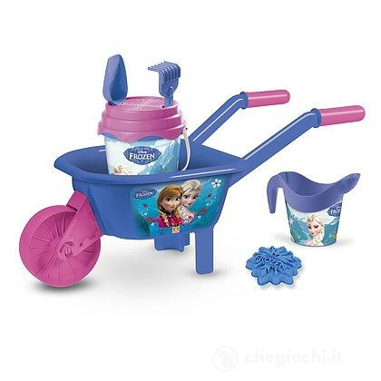 Set Spiaggia Carriola Frozen  (28283)