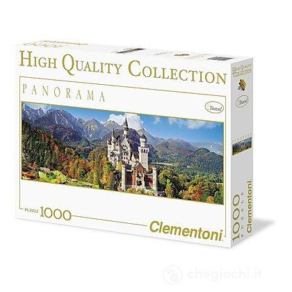 Neuschwanstein 1000 pezzi High Quality Collection Panorama (39283)