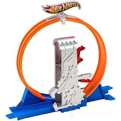 Accessorio Spettacolare  Quick Kick Loop - Hot Wheels Track Builder (BGX78)