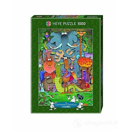 Puzzle 1000 Pezzi - Fotografia