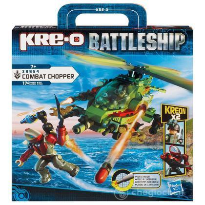 Kre-O Battle Ship Helicopter