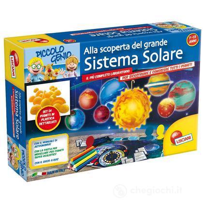 Piccolo Genio Il Grande Sistema Solare