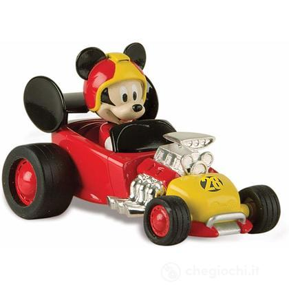Topolino e Gli Amici Del Rally - Mini Veicolo Hot Doggin'Hot Rod Di Topolino