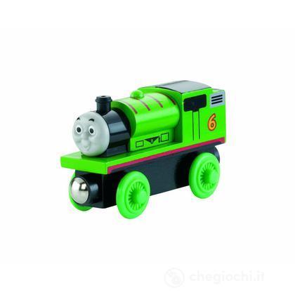 Veicolo Percy Small- Wooden Railway (Y4082)