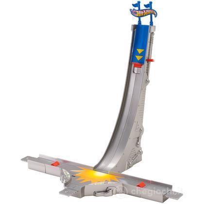 Accessorio Spettacolare Pista a Caduta - Hot Wheels Track Builder  (BGX79)