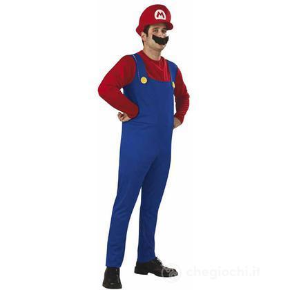 Costume Super Mario taglia M 48 ( R 889228)