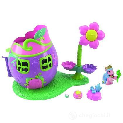 Filly Elves playset casetta fiore (105951286038)