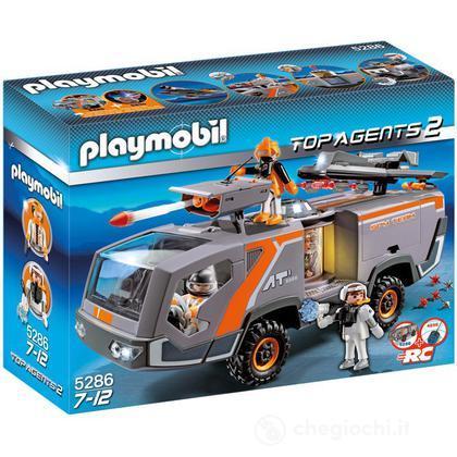 Camion della squadra di spionaggio (5286)