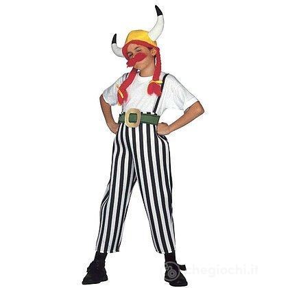 Costume Guerriero Gallo 5-7 anni