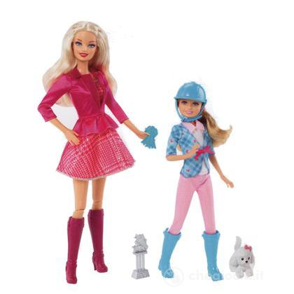 Barbie e le sue sorelline - Barbie Stacie (Y7556)
