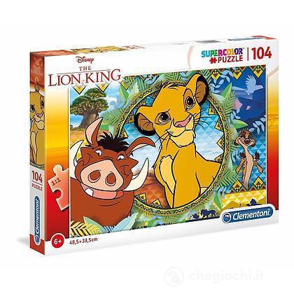 Lion King 104 pezzi (27287)