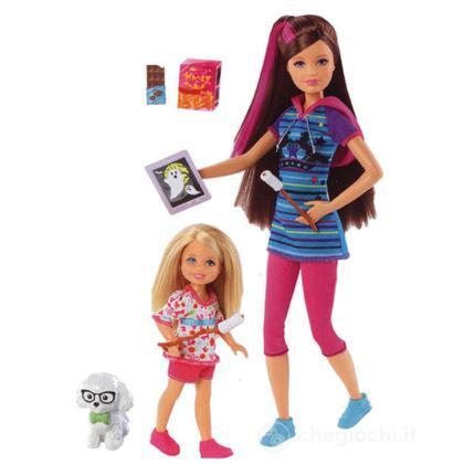 Barbie e le sue sorelline - Skipper Chelsea (Y7557)