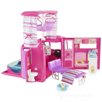 Camper di Barbie + Ken e Barbie Fashionistas (Y9822)
