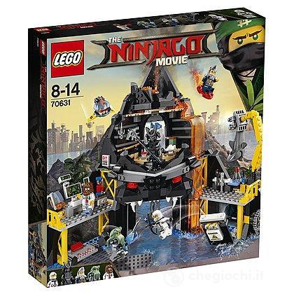 Il covo vulcanico di Garmadon - Lego Ninjago (70631)