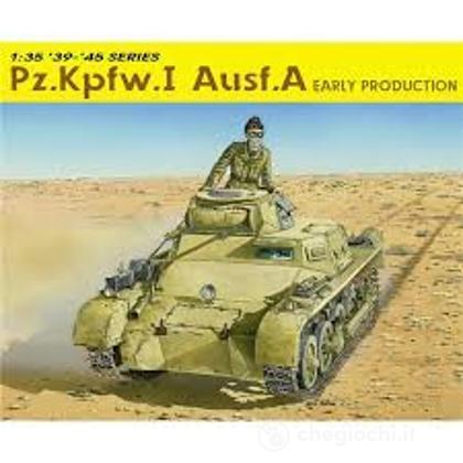 Carro armato PZ.KPFZ.I AUSF.A (DR6289)