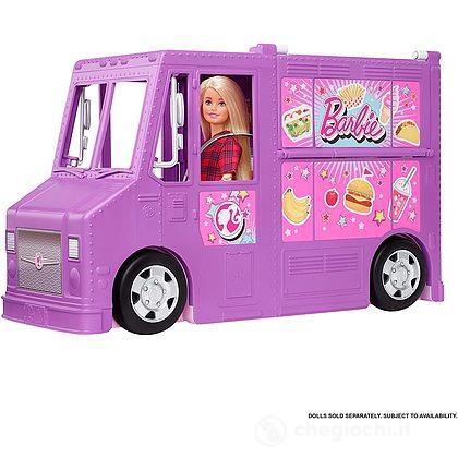 Il Foodtruck di Barbie - Bambola NON inclusa (GMW07)