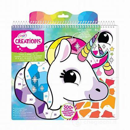 Creations - Sticker & Numeri Art Set (04-6229)