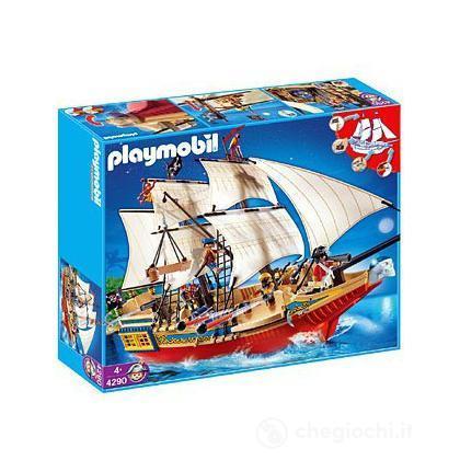 Grande nave pirata camuffata (4290)