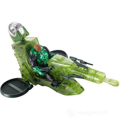 Green Lantern veicoli -  Kilowog moto jet (T7834)