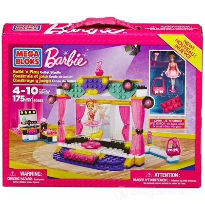 Barbie cabina studio danza (80292U)