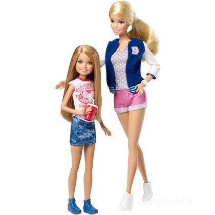 Barbie e Stacie - Barbie e Le sue Sorelline (CGF35)