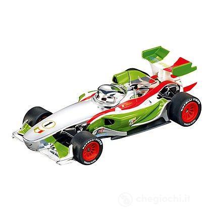 Auto pista Carrera Francesco Bernoulli argento (20061292)