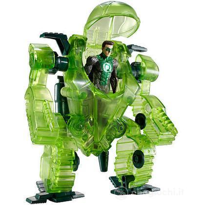 Green Lantern veicoli - Hal Jordan battle suit (T7835)