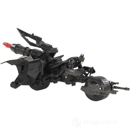 Batman quicktek batpod super corazzato (W7219)