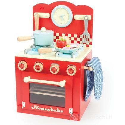 Cucina rossa (TV293)