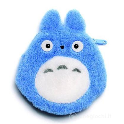 Studio Ghibli - Smiling Blue Totoro Borsa Peluche (2462)