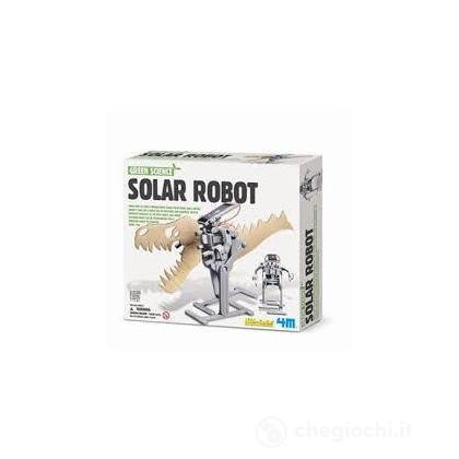 Green Science - Solar Robot